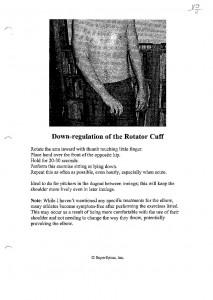 Down-Regulation-rotator-cuff